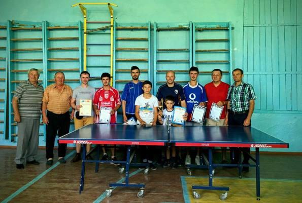 campionat tenis de masa Cobani