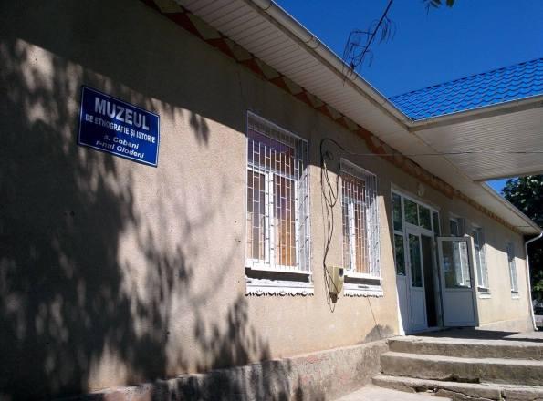 extindere muzeu cobani